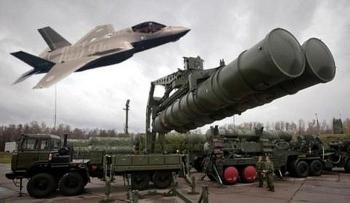S-400 của Nga chỉ để phát hiện máy bay tàng hình của Không quân Hoa Kỳ