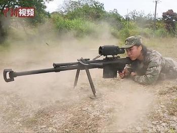 Bắc Kinh tung video lính bắn tỉa diễn tập, thông điệp 'nhắm' tới Hong Kong?