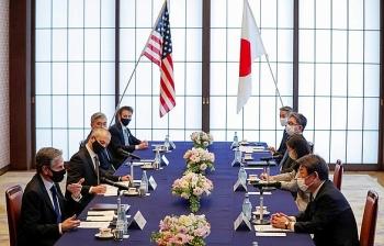 Mỹ, Nhật Bản, Hàn Quốc dự kiến họp ngoại trưởng 3 bên?