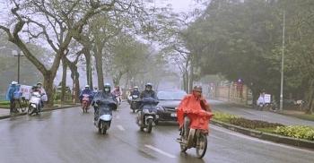 Thời tiết ngày mai 2/4: Đông Bắc bộ mưa vài nơi, vùng núi Thanh Hóa đến Thừa Thiên - Huế nắng nóng