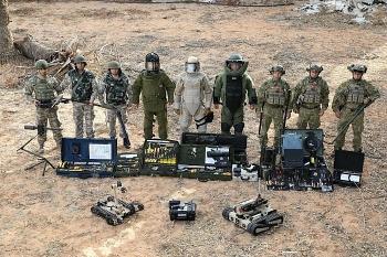 Nga điều động lực lượng tinh nhuệ dọn sạch bom mìn ở Nagorno-Karabakh