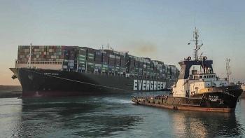Hơn 1 tỷ USD thiệt hại từ sự cố kênh đào Suez sẽ do ai chịu trách nhiệm?