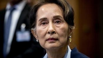 Bà Aung San Suu Kyi và 4 đồng minh bị cáo buộc xâm phạm bí mật quốc gia
