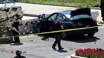 Ông Biden phản ứng gì với vụ tấn công bên ngoài Nhà Quốc hội Mỹ