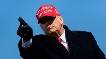 Cựu Tổng thống Trump 'tuyên chiến' với Liên đoàn Bóng chày Mỹ