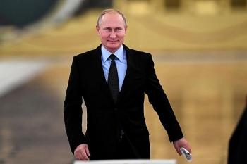 Tổng thống Putin được bầu chọn là người đẹp trai nhất xứ sở bạch dương