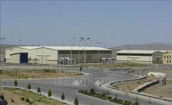 Iran thông báo về việc urani được làm giàu ở cấp độ 20%
