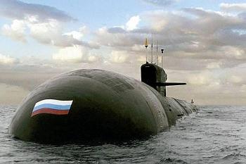 5 Tàu ngầm Nga biến mất không vết dấu trước mũi hàng không quân sự Mỹ?
