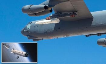 Tên lửa siêu vượt âm của Mỹ thử nghiệm thất bại