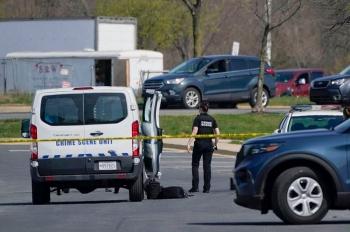 Nổ súng gần căn cứ quân sự Mỹ, đã có thông tin ban đầu về nghi phạm