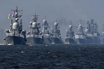 Hải quân Nga biên chế tàu quét mìn đặc biệt cho vùng biển gần NATO