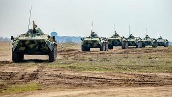 Ukraine sẽ không lùi bước trước áp lực từ Nga