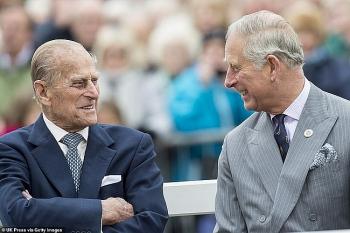 Thái tử Charles gửi thông điệp đặc biệt tới người cha tôn kính