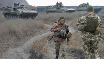 Nga và Mỹ đồng loạt lên tiếng về căng thẳng ở Donbass