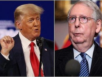 Lãnh đạo đảng Cộng hòa né tranh lời đay nghiến nặng nề từ cựu Tổng thống Trump