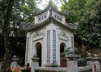 Các di tích trong quần thể di tích Đền Hùng