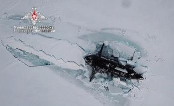 Hải quân Nga sở hữu camera đặc biệt có thể xuyên tuyết và mọi lớp ngụy trang
