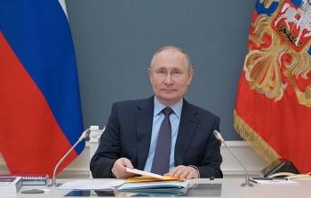 Dư luận Nga nóng lòng mong đợi thông điệp liên bang của nhà lãnh đạo Putin