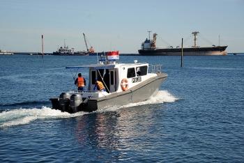 Ấn Độ điều tàu cứu hộ dưới đáy biển tới giúp Indonesia tìm tàu ngầm mất tích