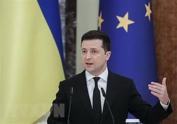 Tổng thống Ukraine tin nhất định sẽ có cuộc gặp với người đồng cấp Nga