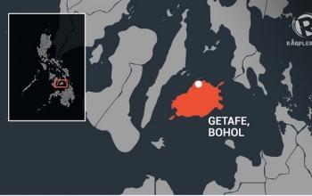 Rơi trực thăng Không quân Philippines, 4 người thương vong