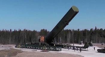 Nga chuẩn bị phóng tên lửa liên lục địa Sarmat