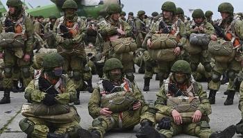 Lầu Năm Góc khẳng định khoảng 80.000 lính Nga vẫn hiện diện sát biên giới Ukraine