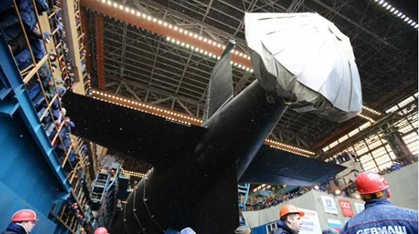 Tàu ngầm hạt nhân đa năng mới nhất chuẩn bị vào biên chế Hải quân Nga