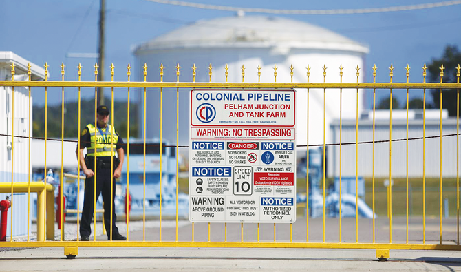 Tuyến đường ống dẫn dầu lớn nhất của Mỹ tê liệt vì tin tặc