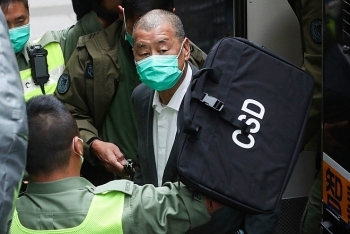 Hơn 64,3 triệu USD của trùm truyền thông Jimmy Lai bị đóng băng