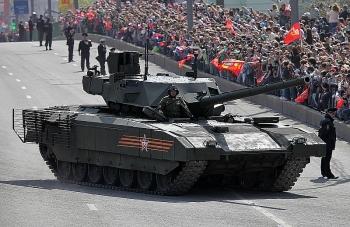 Báo Mỹ thừa nhận Nga là 'vua xe tăng thế giới'