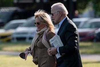 Nhà Trắng bất ngờ công bố thu nhập của ông Biden