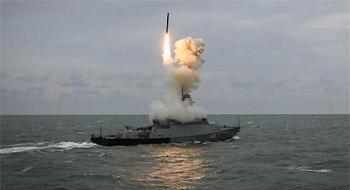 Hạm đội Biển Đen nhận thêm 7 tàu mang tên lửa Kalibr