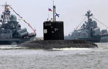Nga sẽ trang bị tên lửa Zircon cho các tàu ngầm bảo vệ Nord Stream-2?
