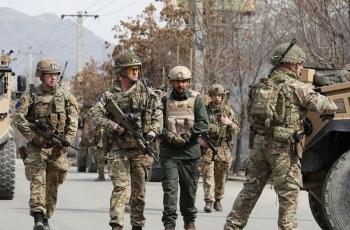 Mỹ đã rút một nửa số quân đóng ở Afghanistan