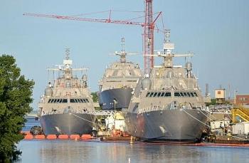 Niêm cất quá tốn kém, Mỹ quyết định cắt 4 tàu tàng hình Littoral làm sắt vụn