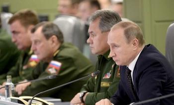 Có gì đáng chú ý trong chiến lược an ninh mới của Nga?