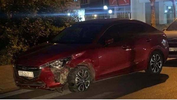 Tin tức tai nạn giao thông sáng 8/7: Tài xế Mazda gây tai nạn liên hoàn rồi bỏ chạy