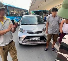 Tin tức tai nạn giao thông chiều 8/7: Bị yêu cầu dừng xe, tài xế tăng ga kéo lê Trung uý CSGT