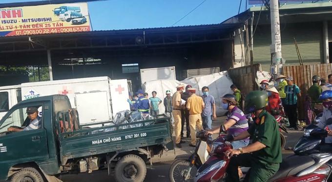 Tin tức tai nạn giao thông (TNGT) nóng nhất sáng 17/7: Tông vào đuôi xe dọn vệ sinh, 1 người tử vong