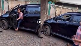 Tin tức tai nạn giao thông (TNGT) nóng nhất chiều 18/7: Nữ tài xế đạp nhầm chân ga, ô tô lao thẳng vào tường vỡ nát đầu