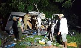 Vụ tai nạn 8 tử vong ở Bình Thuận: Danh tính các nạn nhân