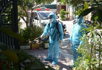 Tin tức thời sự ngày 24/7: Phun khử khuẩn, cách ly con rể và cháu bệnh nhân nghi nhiễm Covid-19 ở Đà Nẵng