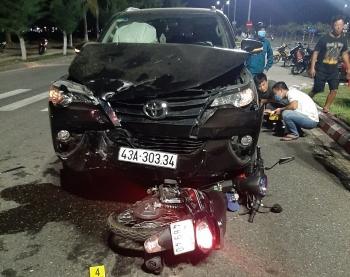 Tin tức tai nạn giao thông (TNGT) sáng 25/7: Xe máy chở 3 va chạm kinh hoàng với ô tô, 3 người thương vong