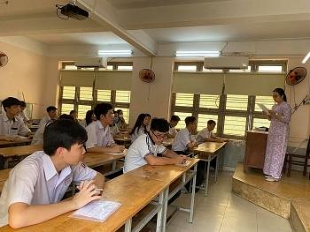 TP.HCM công bố điểm thi lớp 10