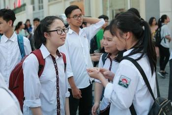 Hà Nội thay đổi thời gian công bố điểm thi tuyển sinh vào lớp 10