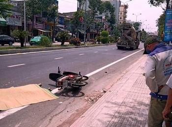 Tin tức tai nạn giao thông (TNGT) sáng 31/7: Nhầm chân ga, nữ tài xế đâm nhiều người văng vào cây xăng