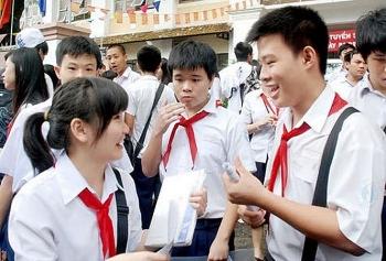 Điểm chuẩn tuyển sinh lớp 10 Ninh Bình năm 2020