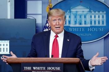 1.302 người Mỹ tử vong vì COVID-19 trong 1 ngày, Tổng thống Trump vẫn phát biểu lạc quan