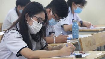 Đáp án, đề thi môn Toán kỳ thi tốt nghiệp THPT Quốc gia 2020